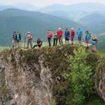 Strážovský výhľad z vrcholu (autor foto: PeterC)