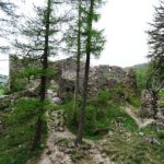 Ruiny Vršackého hradu (autor foto: TT)
