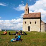 Kostolík sv. Michala Archanjela nad Dražovcami (autor foto: PeterC)