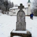 Opustený kostolík v Hadvige (autor foto: TT)