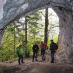 Jaskyňa v Havranej skale (autor foto: PeterC)