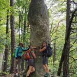 Ženské potešenie z prírody (autor foto: PeterC)