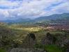 Macedónsko - výhľad na mesto Prilep z ruín hradu Markovi Kuli (autor: TT)