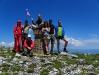 Macedónsko - pohorie Galičica - Magaro (2245 m) (autor: TT)