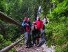 Zraz VhT v Tatrách - najvyšší vodopád SR (80 m) - Kmeťov vodopád (autor: TT)