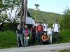 Oravská vrchovina - Veľké Borové (autorka: IK)