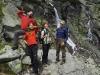 Zraz VhT v Tatrách - vodopád Skok (autor: JŽ)