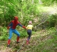 Rozprávkový les v Kremničke - Spiderman (Maroš)