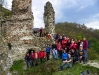 Štiavnické vrchy - hrad Šášov (autor TT)