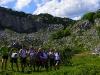 Bosna a Hercegovina - Treskavica - Crno jezero, 1675 m (autor: TT)