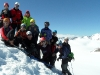 Rakúsko - Ötztálske Alpy - Fluchtkogel, 3500 m (foto: ŠtevoR)