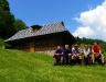 Veporské vrchy - Drábsko, osada Kysuca (foto: TT)
