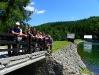 Štiavnické vrchy - Štiavnické jazero Rozgrund (foto: TT)