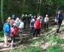 Praktická časť kurzu VhT v Kremničianskej doline (foto: MiKu)