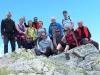 Vysoké Tatry - Furkotský štít, výstup s inštruktorom VhT, na zábere nie sú všetci účastníci (autor foto: JuKu)