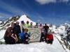 Памир - Патрола (8022 m), na foto nie sú všetci účastníci (autor foto: TT)