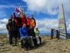 Ukrajina - pohorie Čierna hora - Hoverla (2062 m, autor TT)