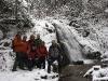 Nízke Tatry - vodopád pod Orlovou (autor JáŽa)