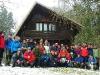 Kremnické vrchy - Suchý vrch, záver turistickej sezóny 2013 (autor: TT)