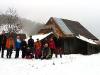 Veporské vrchy - Kučelach, na fotke chýba Ivana (foto: TT)