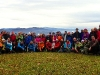 Kremnické vrchy - Jasovo, záver turistickej sezóny (foto: TT)