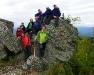 Veporské vrchy - Vysoká skala/Hohenstein (foto: TT)