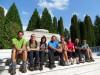 Zvolenská kotlina - Zvolen, Ústredný vojenský cintorín (autor foto: TT)