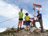 Bosna a Hercegovina - prechod magistrály Via Dinarica (214 km) - Maglić (2386 m) - najvyššia hora BiH (autor foto: TT)