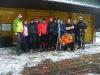 Zimné sústredenie na Červenci - nedeľný odchod (autor TT)