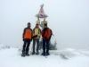 Zimné sústredenie na Červenci - sedlo Predovratie (autor JuKu)