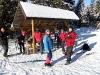 Zimný zraz - vrch Osly (autor ŠtRa)