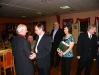 Výročná členská schôdza klubu za rok 2010 - gratulácia k Johnymu 60-tke (autor TT)