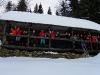 Zimné sústredenie na Zbojskách - Kučelach (autor: TT)