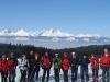 Levočské vrchy - zimný zraz turistov (autorka: Gréta)