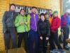 Kremnické vrchy - Skalka, Štefanská lyžovačka (na foto chýba Johny a Silvia; foto: TT)