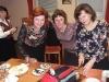 Výročná členská schôdza - narodeninová torta (foto: DT)