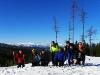 Muránska planina - Muránsky Kľak, na foto chýbajú Králikovci a DušanS (foto: TT)