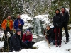 Nízke Tatry - vodopád pod Orlovou (foto: TT)