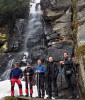 Poľana - vodopád Bystrô (autor foto: PeterC)