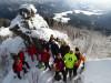Veporské vrchy - Vysoká skala / Hohenstein (autor foto: TT)